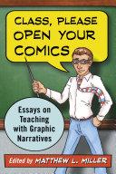 Class, Please Open Your Comics Pdf/ePub eBook
