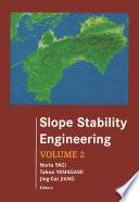 Slope Stability Engineering