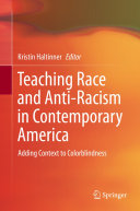 Teaching Race and Anti-Racism in Contemporary America Pdf/ePub eBook