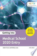 Getting Into Medical School 2020 Entry - Adam Cross, Emily