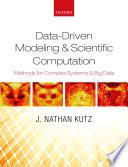 Data Driven Modeling Scientific Computation Book PDF