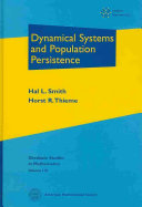 Dynamical Systems and Population Persistence Pdf/ePub eBook