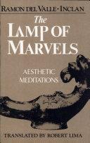The Lamp of Marvels Pdf/ePub eBook
