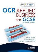 OCR Applied Business Studies for GCSE