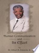 Human Communication and Its Effect