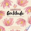 Everyday Gratitude