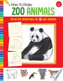 How to Draw Zoo Animals Book PDF