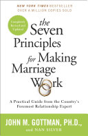 The Seven Principles for Making Marriage Work Pdf/ePub eBook