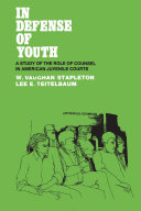 In Defense of Youth