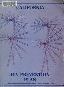California HIV Prevention Plan Book