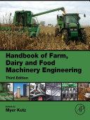 Handbook of Farm, Dairy and Food Machinery Engineering