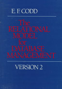 The Relational Model for Database Management Book