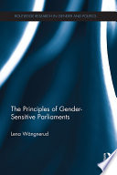 The Principles of Gender-Sensitive Parliaments