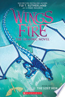 The Lost Heir Wings Of Fire Graphic Novel 2 A Graphix Book