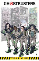 Ghostbusters  Year One Book