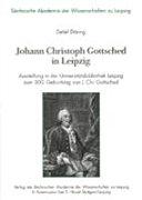 Johann Christoph Gottsched in Leipzig: Ausstellung in der ...