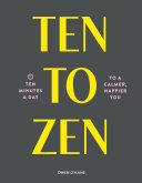 Pdf Ten to Zen Telecharger