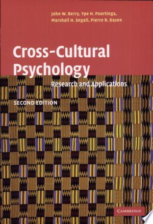 Cross-Cultural+Psychology