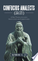 Confucius Analects  Book PDF
