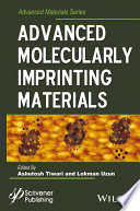 Advanced Molecularly Imprinting Materials