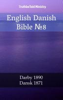 English Danish Bible No8