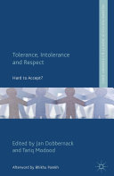Tolerance  Intolerance and Respect