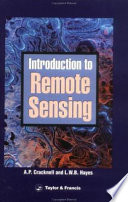 Introduction to Remote Sensing  Second Edition