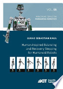 Human Inspired Balancing and Recovery Stepping for Humanoid Robots