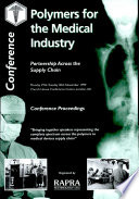 Polymers for the Medical Industry Book