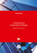 Contemporary Leadership Challenges