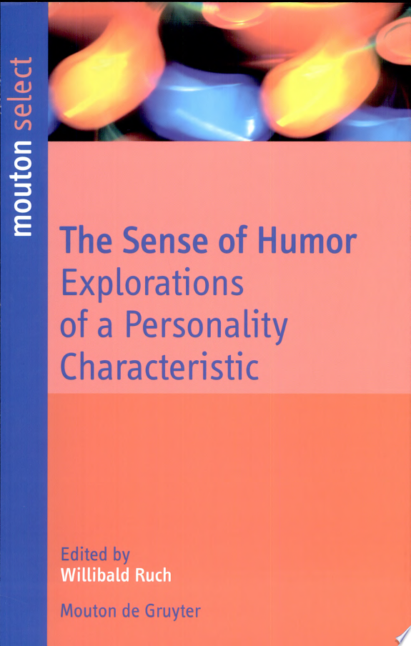 The Sense of Humor