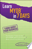 """Learn MYOB in 7 Days"" by Heather Smith"