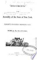 Annual Report ... on the Railroads of the State of New York