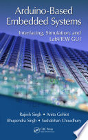 Arduino Based Embedded Systems Book