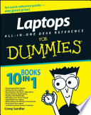 Laptops All In One Desk Reference For Dummies