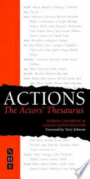Actions Book PDF