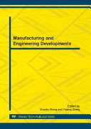 Manufacturing and Engineering Developments