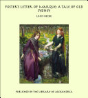 Foster's Letter of Marque: A Tale of Old Sydney Pdf/ePub eBook