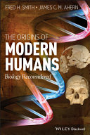 The Origins of Modern Humans Pdf/ePub eBook