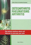 Osteoarthritis, Rheumatisms, Arthritis