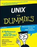 Pdf UNIX For Dummies
