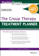 The Group Therapy Treatment Planner  with DSM 5 Updates