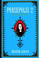 Persepolis 2 Book