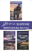 Love Inspired Suspense March 2016 - Box Set 2 of 2 [Pdf/ePub] eBook