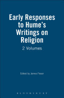 Early Responses to Hume's Writings on Religion