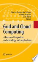 Grid and Cloud Computing