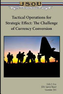 Tactical Operations for Strategic Effect