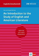 Uni-Wissen An Introduction to the Study of English and American Literature (English Version)