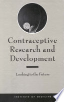 Contraceptive Research and Development