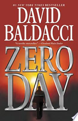 Book cover of 'Zero Day' by David Baldacci